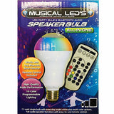 Accessories RGB+White LED Single audio 11W Bluetooth Speaker Bulb