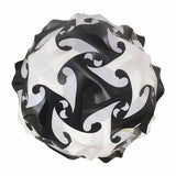 Creative 120 pieces modul Jumbo Ball Puzzle Lights 3D IQ Lamps