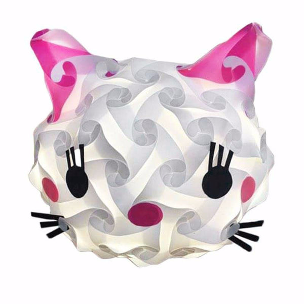 Cartoon Hello Kitty Puzzle Lamp