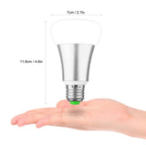 Accessories RGBW LED 10w16 Color Lightbulb with remote control