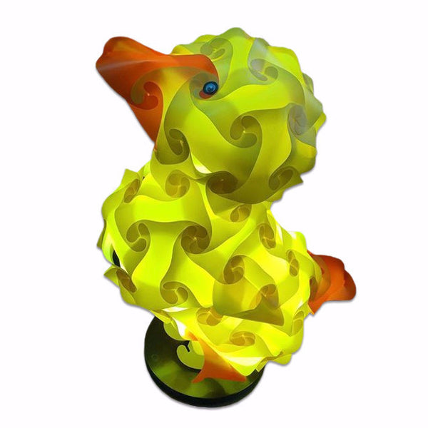Duck shape Puzzle Lamp Shade