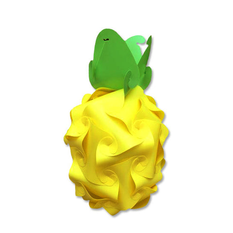 Pineapple Puzzle Lights IQ 3D Lamp