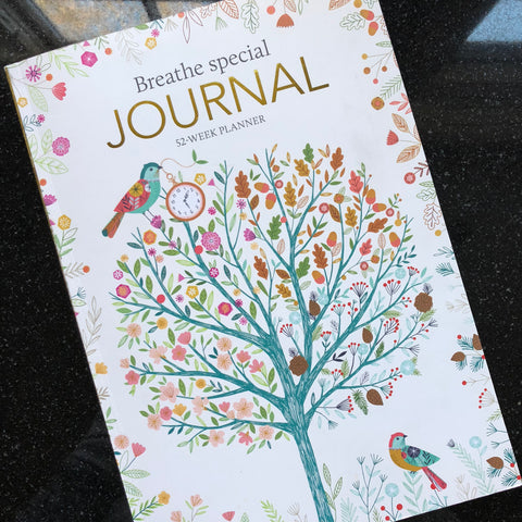 Breathe 52 week journal