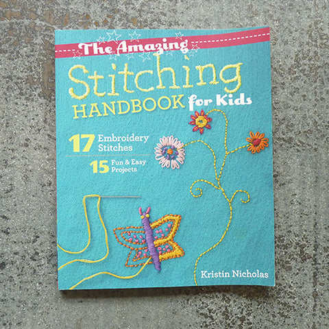 Stitching Handbook for Kids