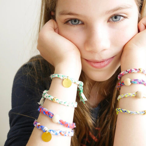 Braided Bauble Bracelets Kit