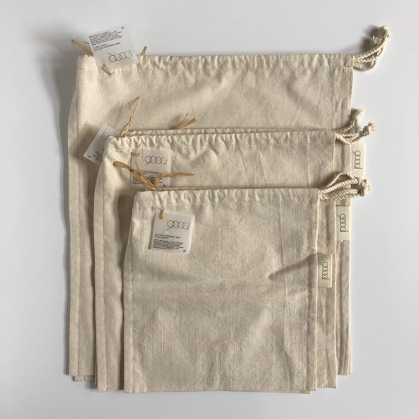 Goods :: Handmade Cotton Storage Bags
