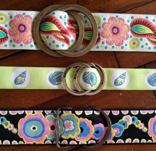 Private Stitch Party - Ribbon Belt