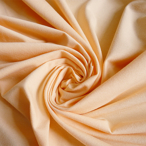 Art Gallery Fabrics Knit : Solid Creamsicle Thumbnail