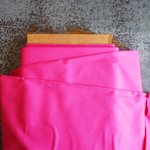 art gallery fabric solid quilting cotton hot pink