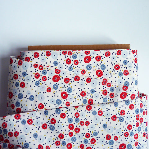Art Gallery Fabrics : Charleston - Barnacles Cherry