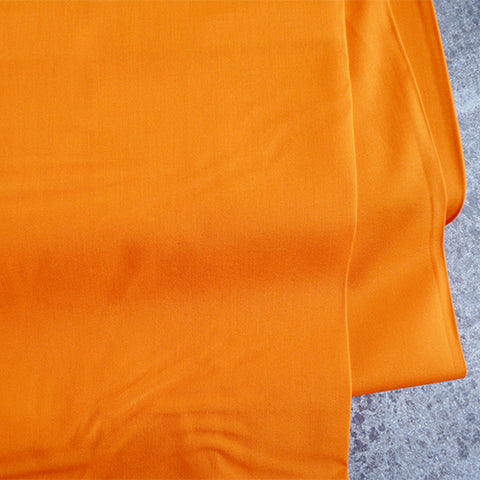 Art Gallery Fabrics : Pure Solids - Burnt Orange quilting cotton