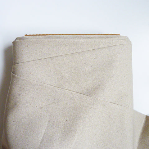 Art Gallery Fabrics : Linen  cotton Blend - Soft Sand