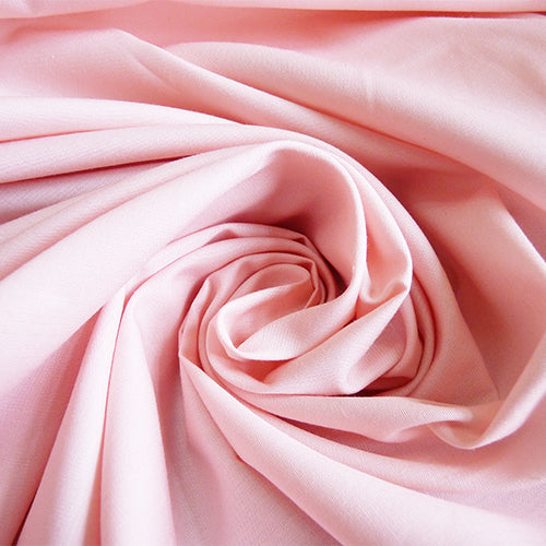 Art Gallery Fabrics : Pure Solids - Crystal Pink quilting cotton