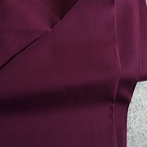 Art Gallery Fabrics : Pure Solids - Cabernet burgundy quilting cotton