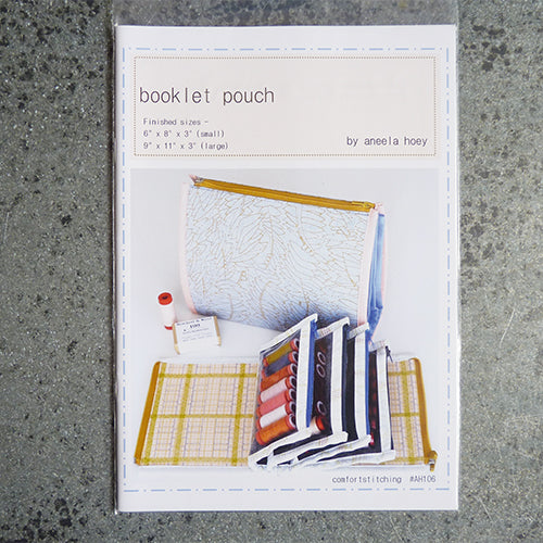 aneela hoey sewing organizer pattern booklet pouch