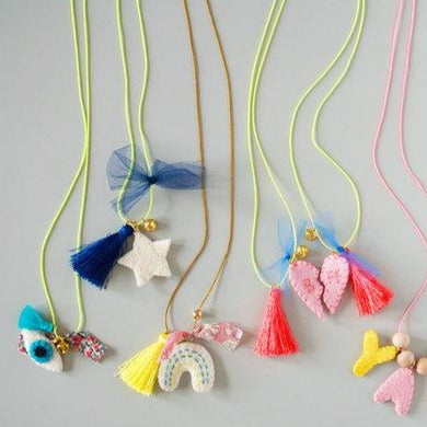 Felt Charm Necklace Kit