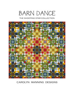 Counted Cross Stitch Pattern: Barn Dance