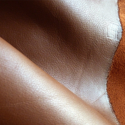 butterball cow leather brown