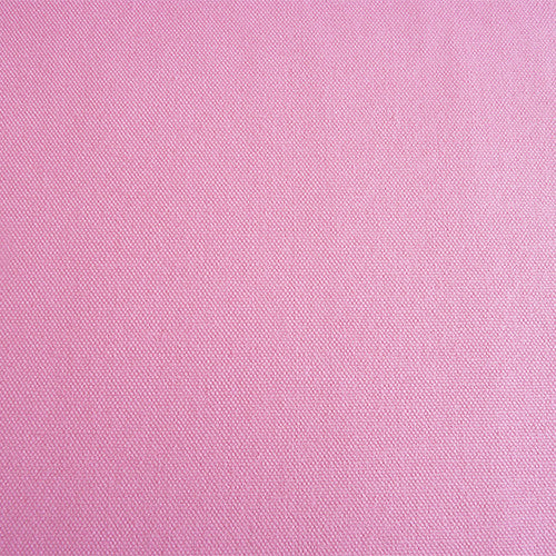 cotton canvas pink