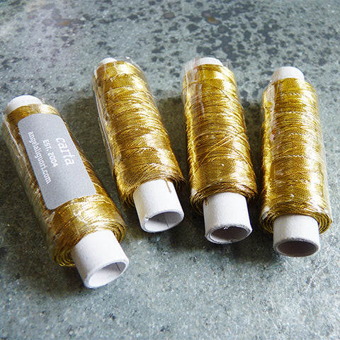 Studio Carta : Metallic Thread - Gold