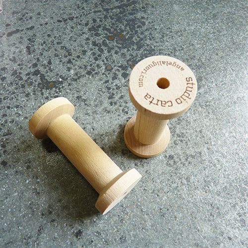 Studio Carta : Wood Spool - large