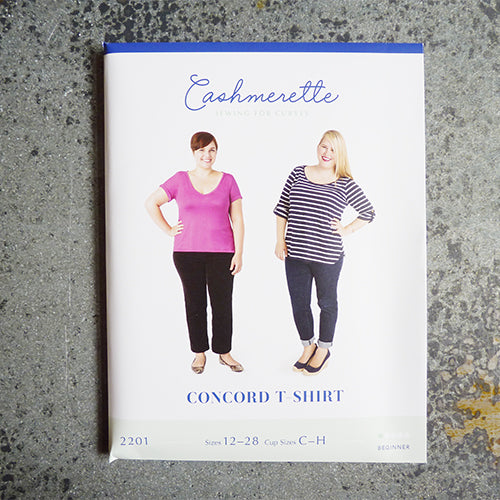 cashmerette sewing pattern concord shirt