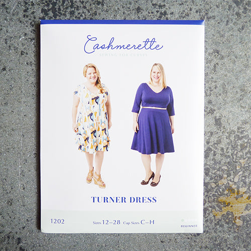 Cashmerette Patterns : Turner Dress Thumbnail