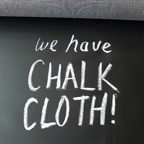 chalk cloth