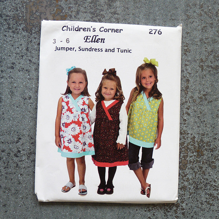 Children's Corner Patterns Ellen Extraordinary Childrens Corner Patterns