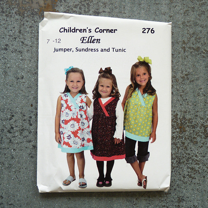 Children's Corner Patterns : Ellen Thumbnail