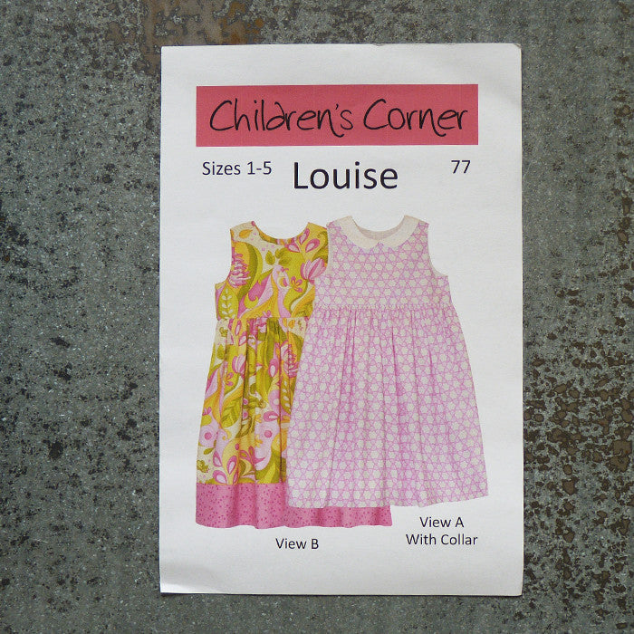 Children's Corner Patterns Louise Delectable Childrens Corner Patterns