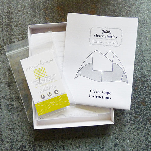 clever charley clever cape kit