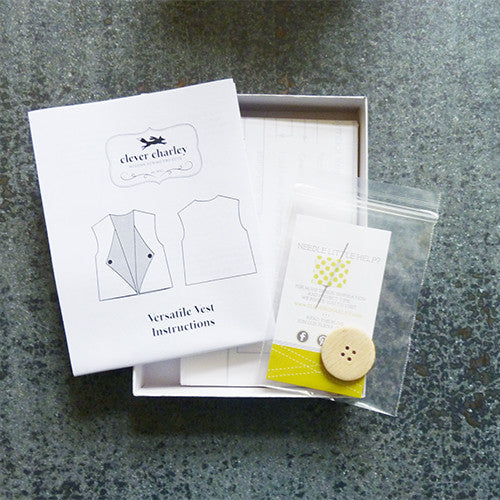 Clever Charley Kits : Versatile Vest Thumbnail