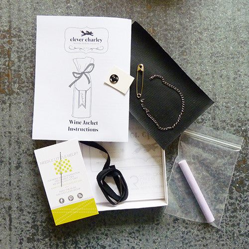 clever charley wine jacket kit