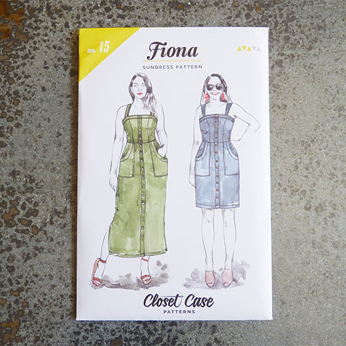 closet case sewing patterns fiona sundress