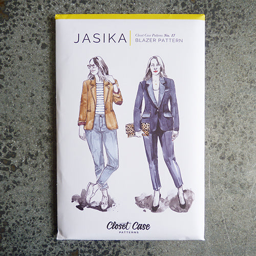 closet case patterns jasika blazer