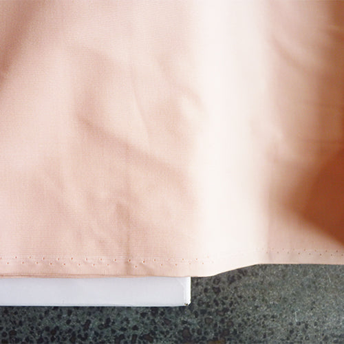 cloud 9 organic cotton corduroy pink