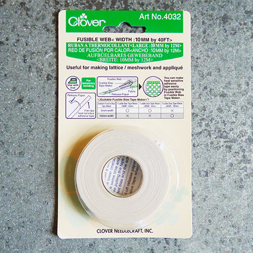 Clover : Fusible Web 10mm