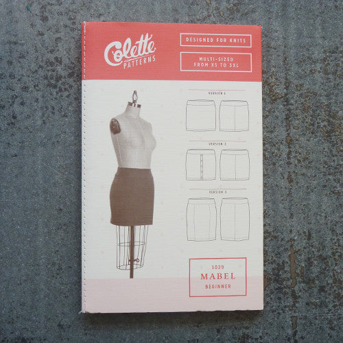 Colette Patterns : Mabel Skirt sewing pattern