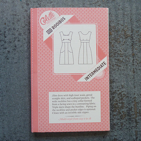 Colette Patterns : Rooibos Dress sewing pattern