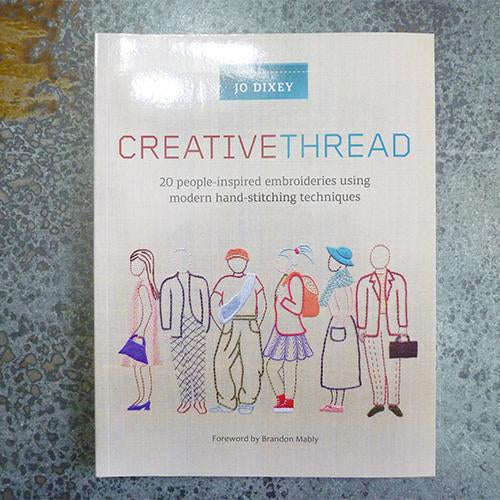 creative thread jo dixey