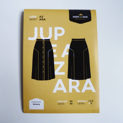 Deer & Doe Patterns : Azara Skirt