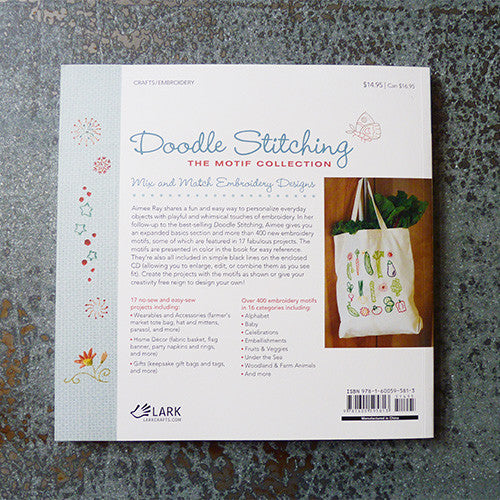 Doodle Stitching Motif Collection - Aimee Ray Thumbnail