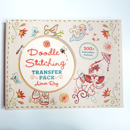 Doodle Stitching Transfer Pack - Aimee Ray
