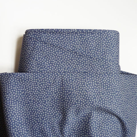 Dear Stella : Jax - Graphite quilting cotton