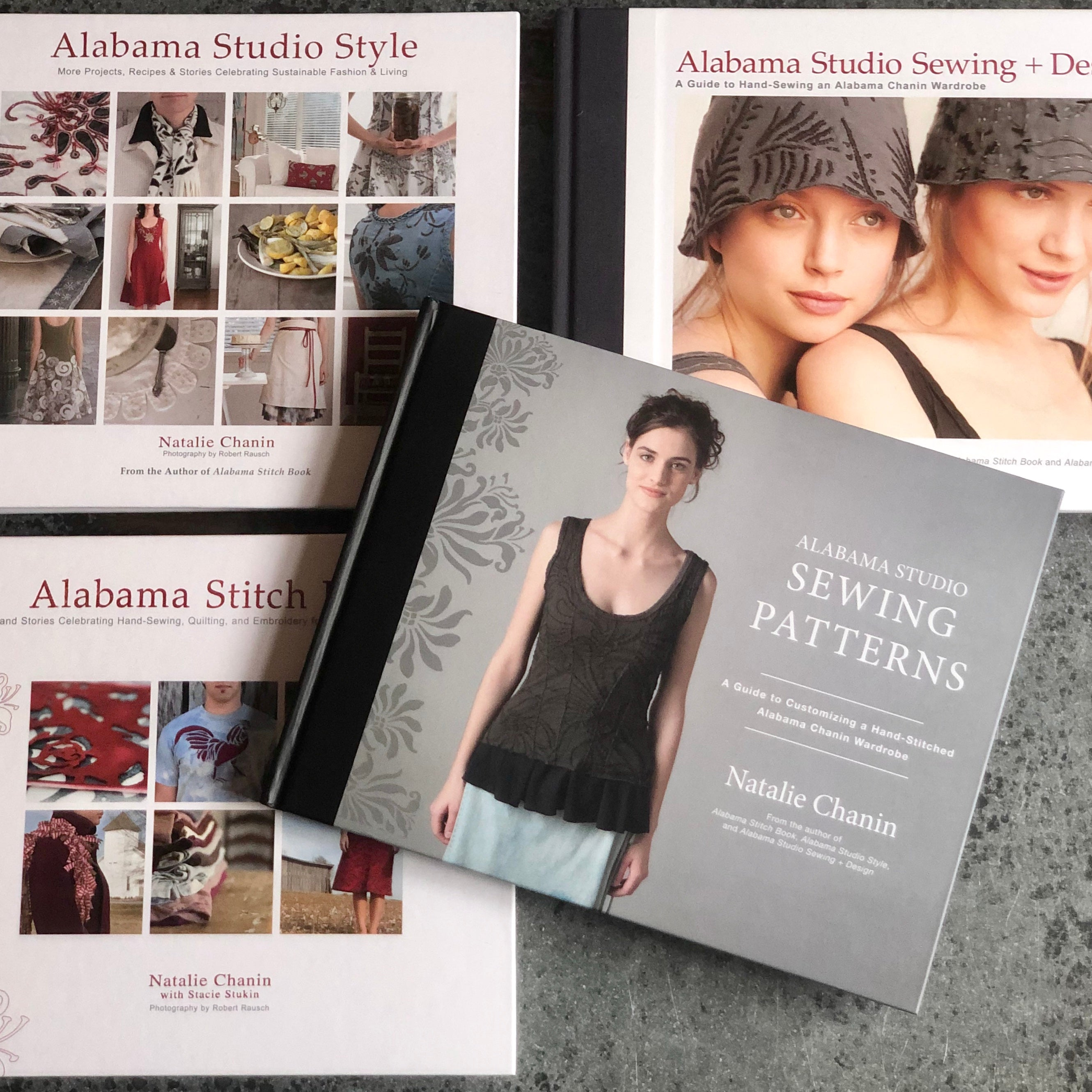 Alabama Studio Sewing and Design: A Guide to Hand Sewing Thumbnail