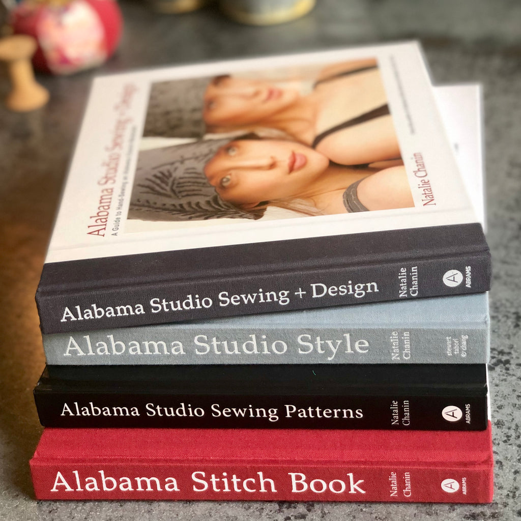 Alabama Studio Sewing And Design A Guide To Hand Sewing Bolt Spool