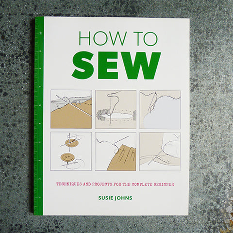 How to Sew - Susie Johns