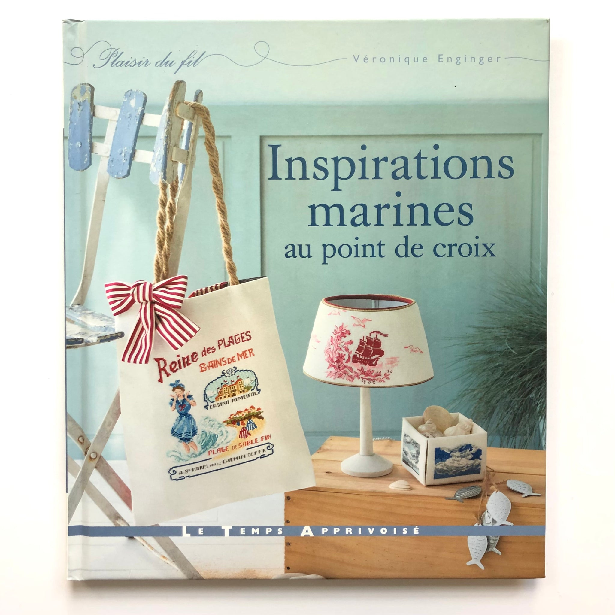 Marine Inspirations in Cross Stitch