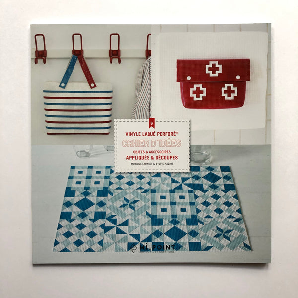 Idea Book #6 for Perforated Vinyl Projects: Appliques & Cutouts